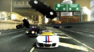 Need for Speed: Most Wanted прохождение. Конец игры #4