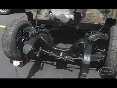 Painting with Chassis Black & Testing Air Bags on the