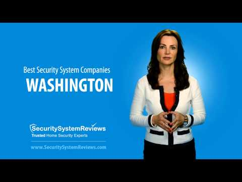 Washington State Home Security System Companies