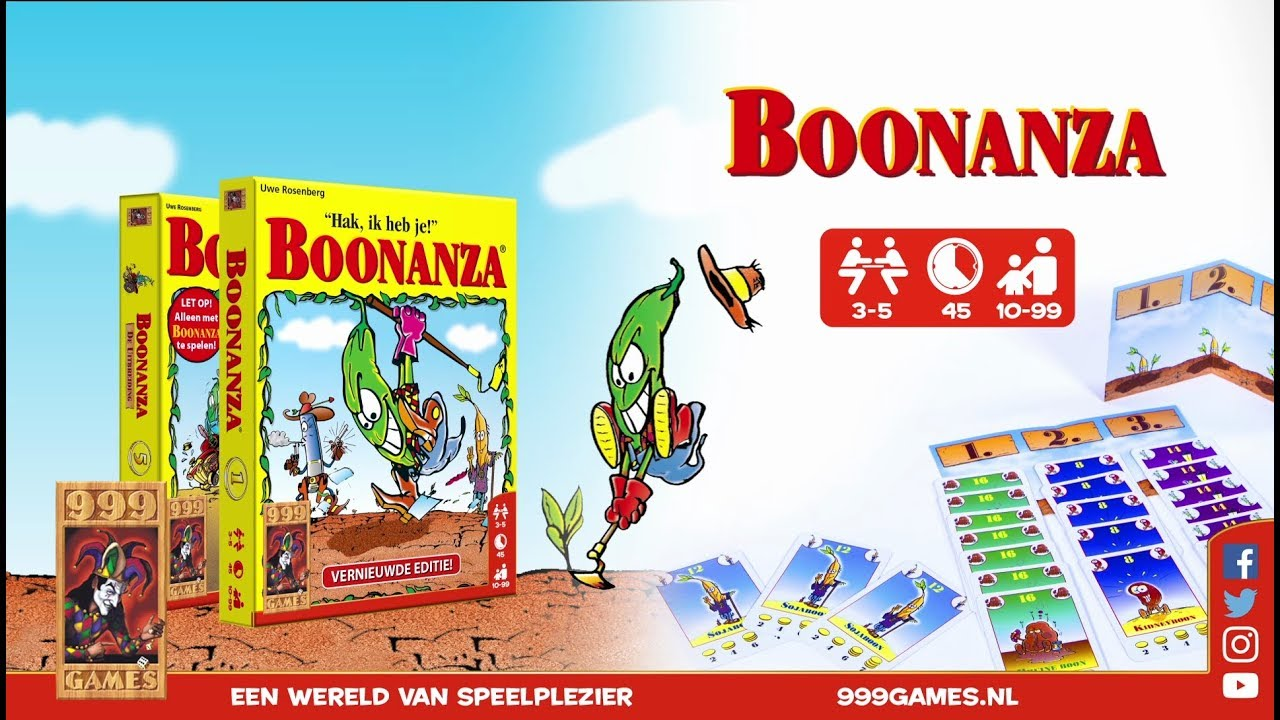999 Games Boonanza Trailer 999 Games
