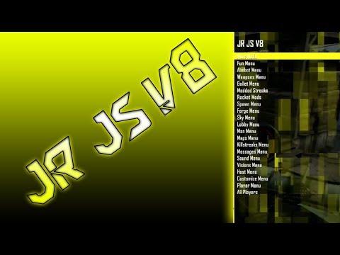 JR JS V8 BO2 GSC Mod Menu 1 19