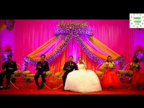 Christian Wedding Decorations Christian Wedding Stage Decoration