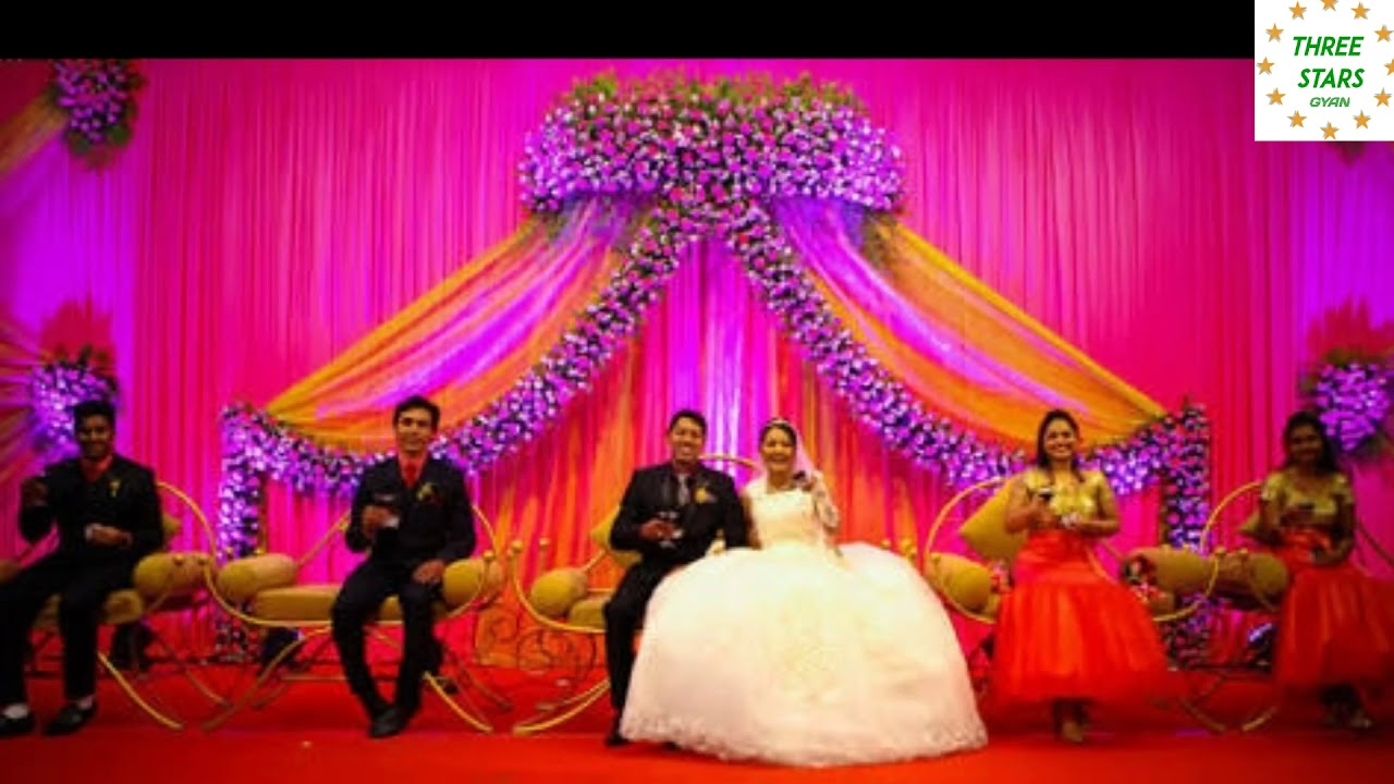 Christian Wedding Decorationschristian Wedding Stage Decoration
