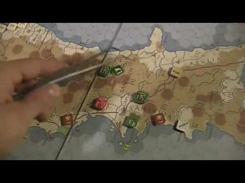 A lonesome Gamer plays Rise of the Roman Republic Samnites 320 pt 1