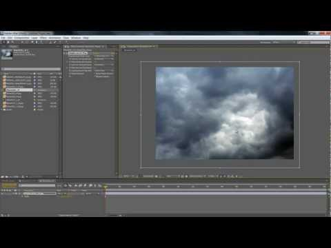 3D Clouds in After Effects cheat