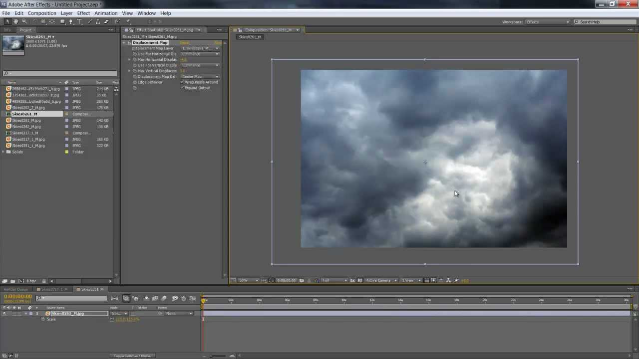 6 Creative Ways to Use Clouds in After Effects