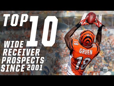 Top 10 Wide Receiver Prospects Since 2001 | Bucky Brooks | Move the Sticks | NFL
