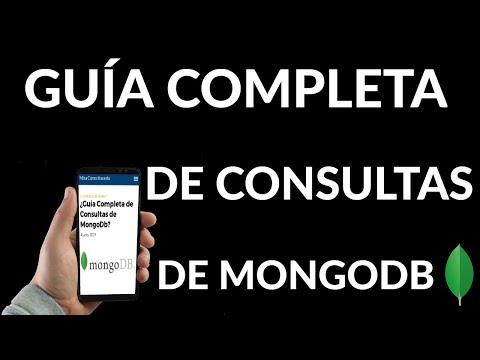 Guía Completa de Consultas de MongoDb