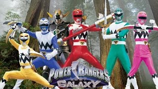 Power Rangers Lost Galaxy - Sigla + Link Episodi