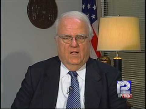 UPFRONT With Mike Gousha- Jim Sensenbrenner defends tax vote