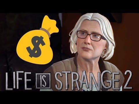 Life is Strange 2 - GETTING GRANDMA'S $$$ - ep.2 # 2
