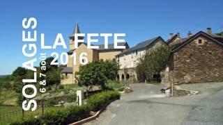 la fete de la Bastide Solages 2016
