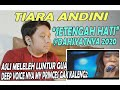 Gambar cover Tiara Andini - Setengah Hati #ADABand  at Dahsyatnya 2020 II Reaction
