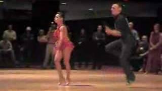 2005 USABDA Nationals Champ Latin Dance-On