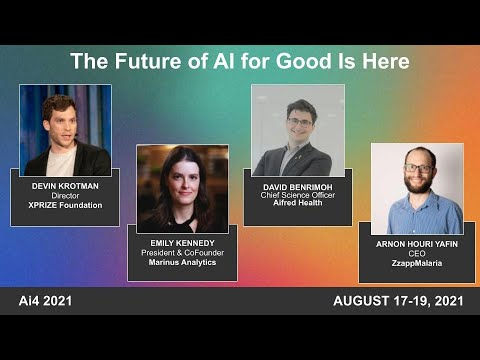 The Future of AI for Good Is Here