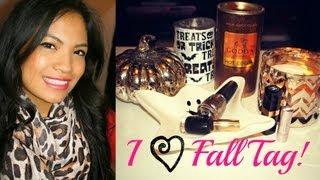 I LOVE Fall Tag! - Belinda Selene