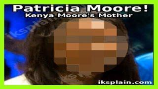 Who Is Kenya Moore