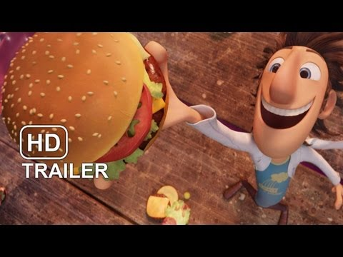 Cloudy with a Chance of Meatballs 2 - Trailer 2013 HD Mp3