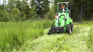 Avant Finger Bar Mower 2 Thumbnail