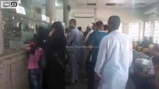 مصر العربية | زحام على حجز وحدات الإسكان الاجتماعي بأسوان