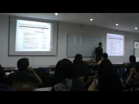 Computer & Society (Session 5) - Digital Promotion Era