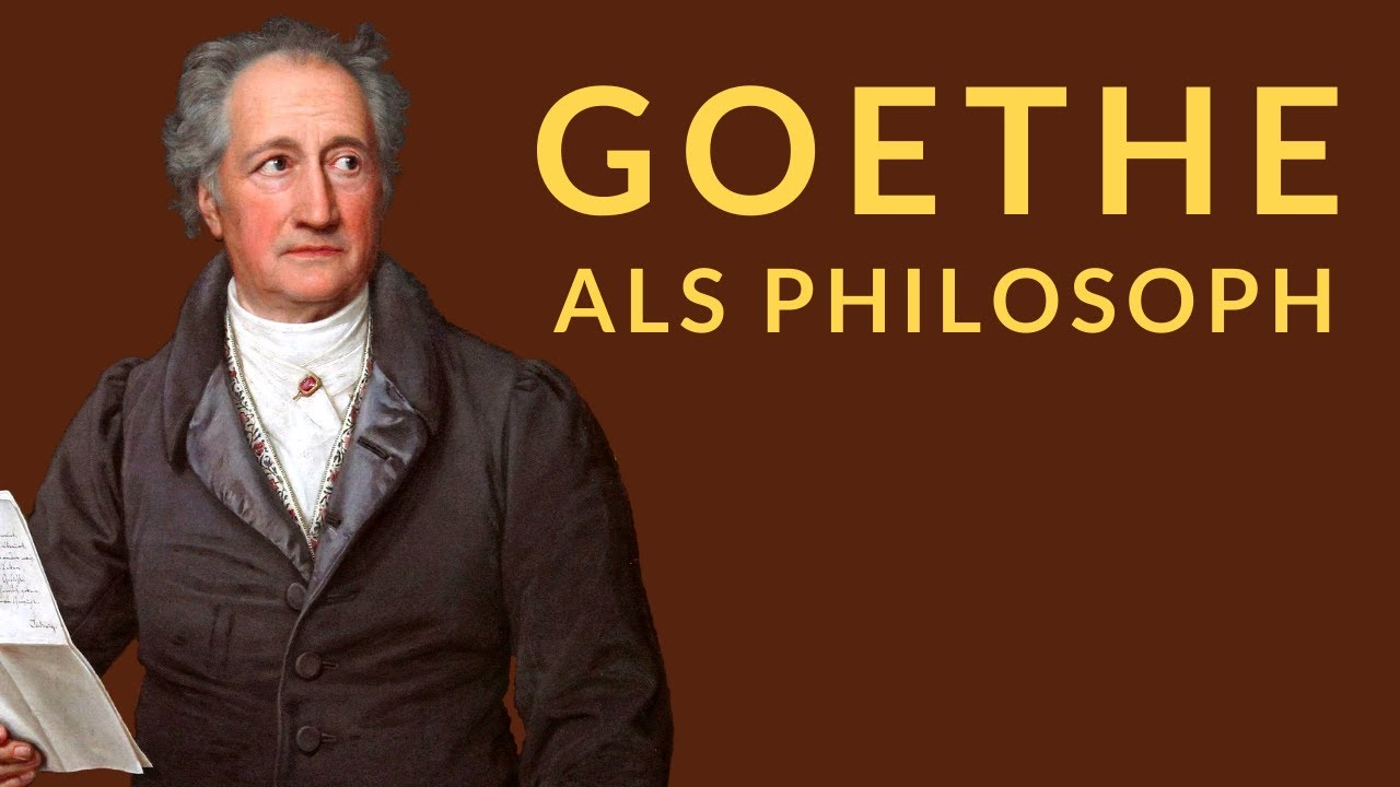 Goethe als Philosoph