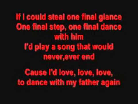 Download Dance With My Father   Luther Vandross mp3 for FREE