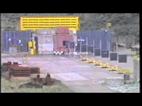 Depleted Uranium Firings West Cumbria