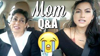 MOM ANSWERS Q&A (Spanish) GETTING EMOTIONAL |  SHOPPING & ART FEST | XoJuliana
