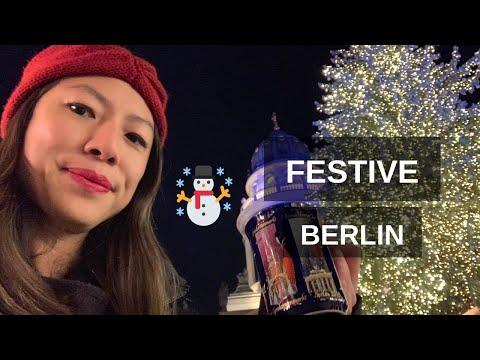 Festive Berlin & Christmas Markets - Living In Germany