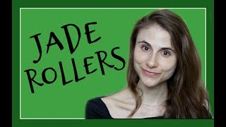 JADE ROLLERS BENEFITS FOR SKIN & WRINKLES? DR DRAY