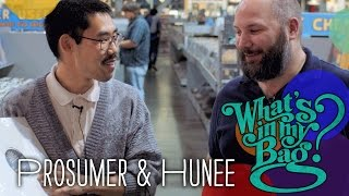 Prosumer and Hunee - What