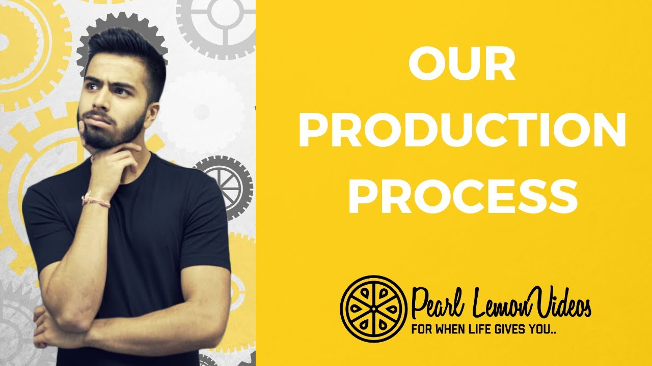 Production Process | Animated Explainer Videos | Pearl Lemon Videos