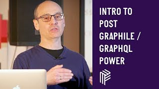 Vienna.js, Intro to Postgraphile: GraphQL Power without compromises, March 2019