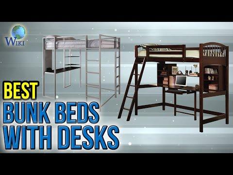 9 Best Bunk Beds With Desks 2017