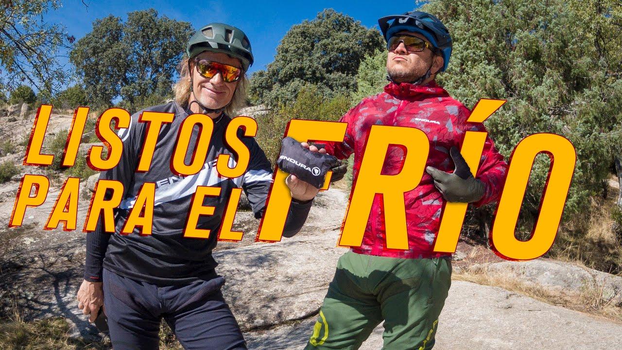 Cómo Vestirse En Invierno Para Mountain Bike Nos Abrigamos Demasiado En Bici De Montaña Youtube