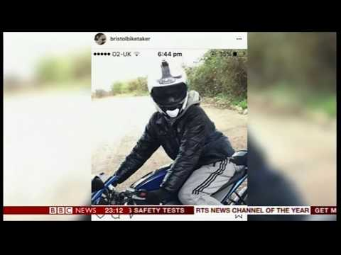 London's Moped Crime Epidemic - Even The BBC Have Noticed
