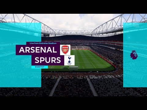 Arsenal Vs Tottenham | Premier League - EPL | 02.12.2018