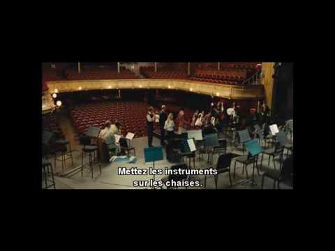 Концерт / Le concert. Фрагмент