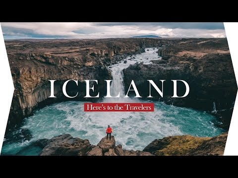 Iceland Ring Road Trip // Here's to the Travelers