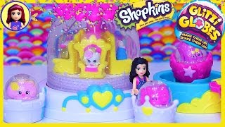 Shopkins Glitzi Globes Pretty Fashion Parade Set Unboxing Build Review Silly Play - Kids Toys