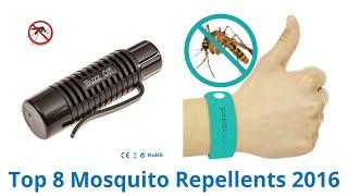 8 Best Mosquito Repellents 2016