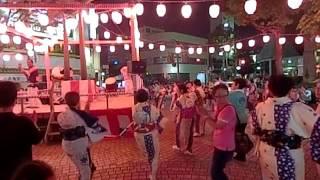 伊丹でスタンダードな盆踊り曲、ビューティフルサンデー.