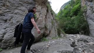 Дагестан туристический РГВК Карадахская теснина Гунибский водопад Горный Ботанический Сад ДНЦ РАН