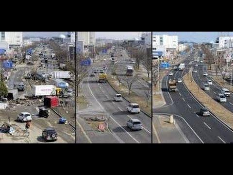 【海外の反応】「日本の凄さを思い知った」 震災後に6日で復旧した高速道路が再び話題に!!
