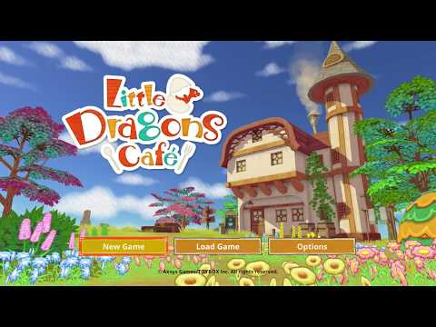 Niche Gamer Plays - Little Dragon's Cafe GDC 2018 Preview