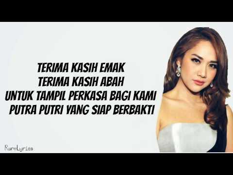 Harta Berharga - OST Keluarga Cemara (Lyrics Video) Cover Version