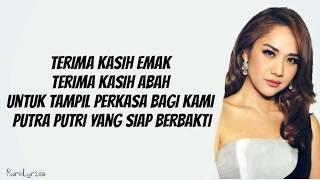 Gambar cover Harta Berharga - OST Keluarga Cemara (Lyrics Video) Cover Version
