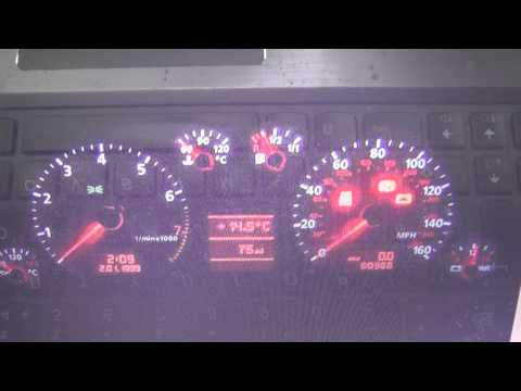 Audi A4 B5 Dashboard Warning Light Symbol Guide   What They Mean