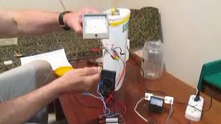 4-5 Электричество из графита и магния: вариант более мощного устройства - Михаил Введенский